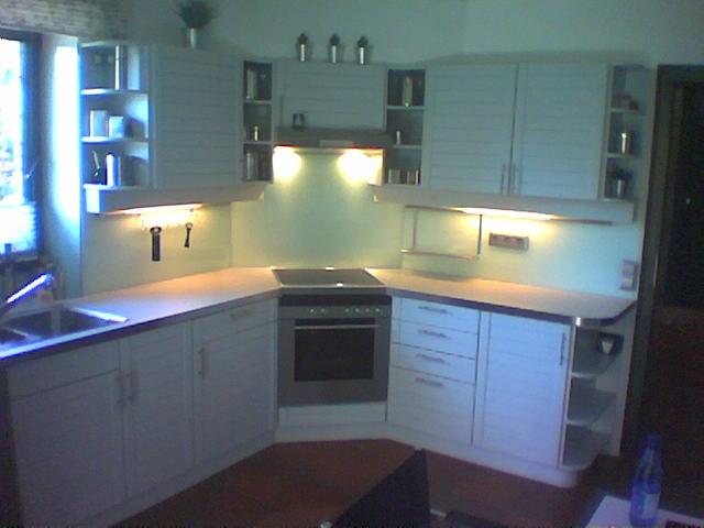 Küchennischen beispiele küchennischen aus glas